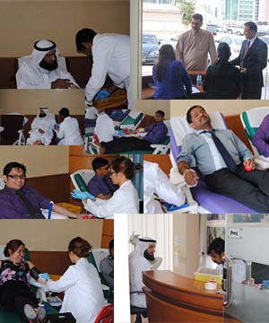 Blood Donation 2014